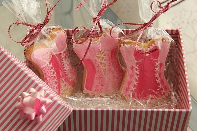 Sexy Cookies!! Lencería de galleta!!