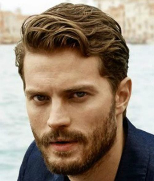 Men's Wavy Hairstyles - Wavy Top