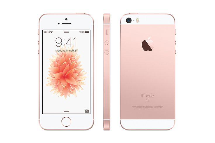性能媲美 iPhone 6s:iPhone SE 正式登場!