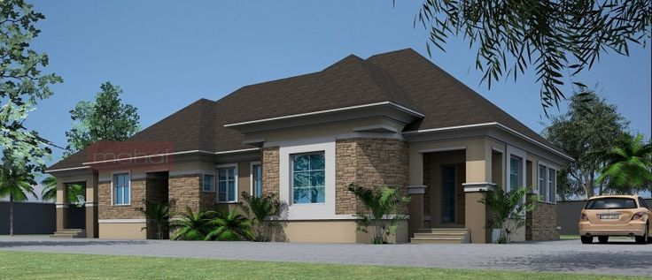 c4e8fb7dc42bf16fb5dab149e09a79eb - View Small Modern Bungalow House Plans In Nigeria  Images