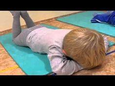 Relaxace, vědomé uvolnění těla: cesta ke zklidnění, což ne každé dítě do...