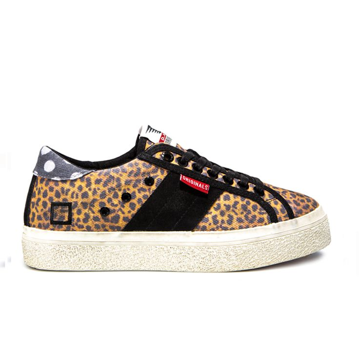 Spring Summer 2015 D.A.T.E. Sneakers Collection / Italian design / Rocket Animalier Cheetah:http://bit.ly/1F5u5p4