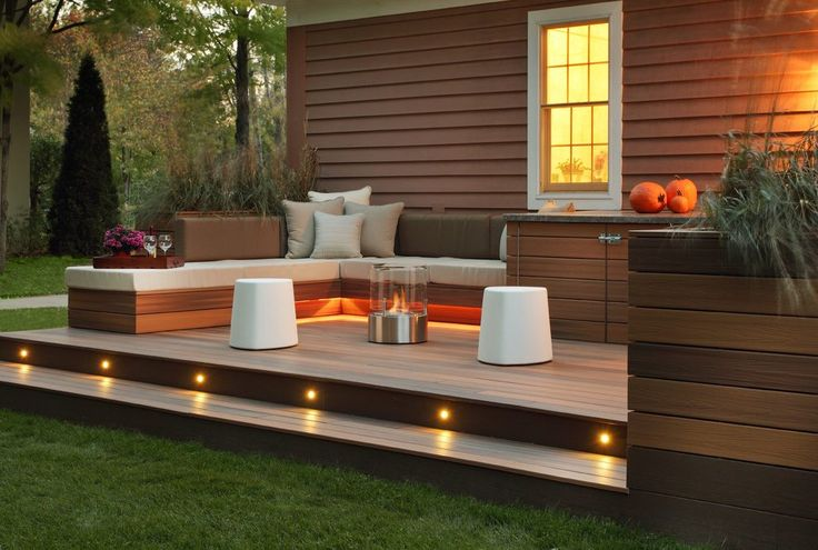 solar string lights patio transitional with gray pillows metal outdoor chaise lounges http://www.karengarlangerdesigns.com