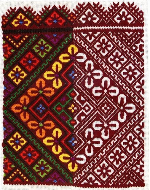 Wonderful blog describing Nyzynka -- a beautiful Ukrainian embroidery technique that I learned from Lubow Wolynetz at the Ukrainian Museum.