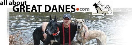 This is one of my favorite websites about Great Danes.  Lots of information and a discussion forum full of fellow Dane owners!