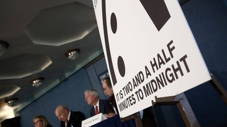 Seconds from disaster: What will Doomsday Clock reveal about Earth's fate? (POLL)