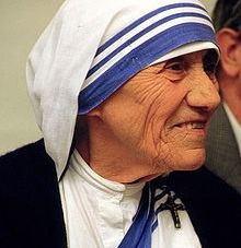 the life of mother teresa and her charities The most sacred heart of jesus, mother teresa and a seminarian's morning prayer  many may not know that mother teresa responded to her.