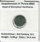 Alopekonesos Thrakien Autonome Altgriechische Mün…