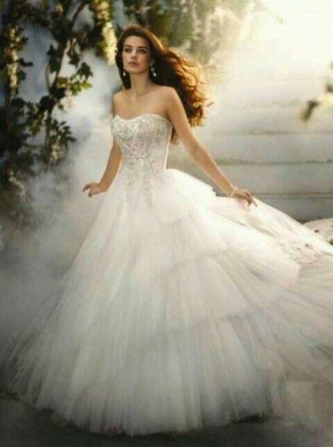 16 besten Hochzeitskleid Bilder auf Pinterest   Hochzeitskleid ...