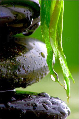 Wellness Bilder: Poster von Tanja Riedel bei Posterlounge.de