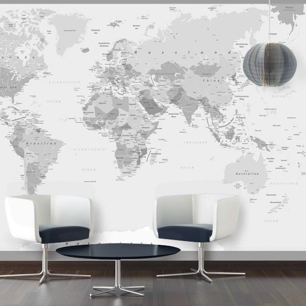 Historische Weltkarte Tapete : Weltkarte auf Pinterest Fototapete, Weltkarte Tapete und Tapete