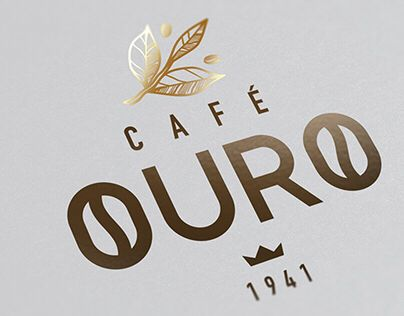 """Check out this @Behance project: """"Café Ouro (by FAZdesign)"""" https://www.behance.net/gallery/37930341/Caf-Ouro-(by-FAZdesign)"""
