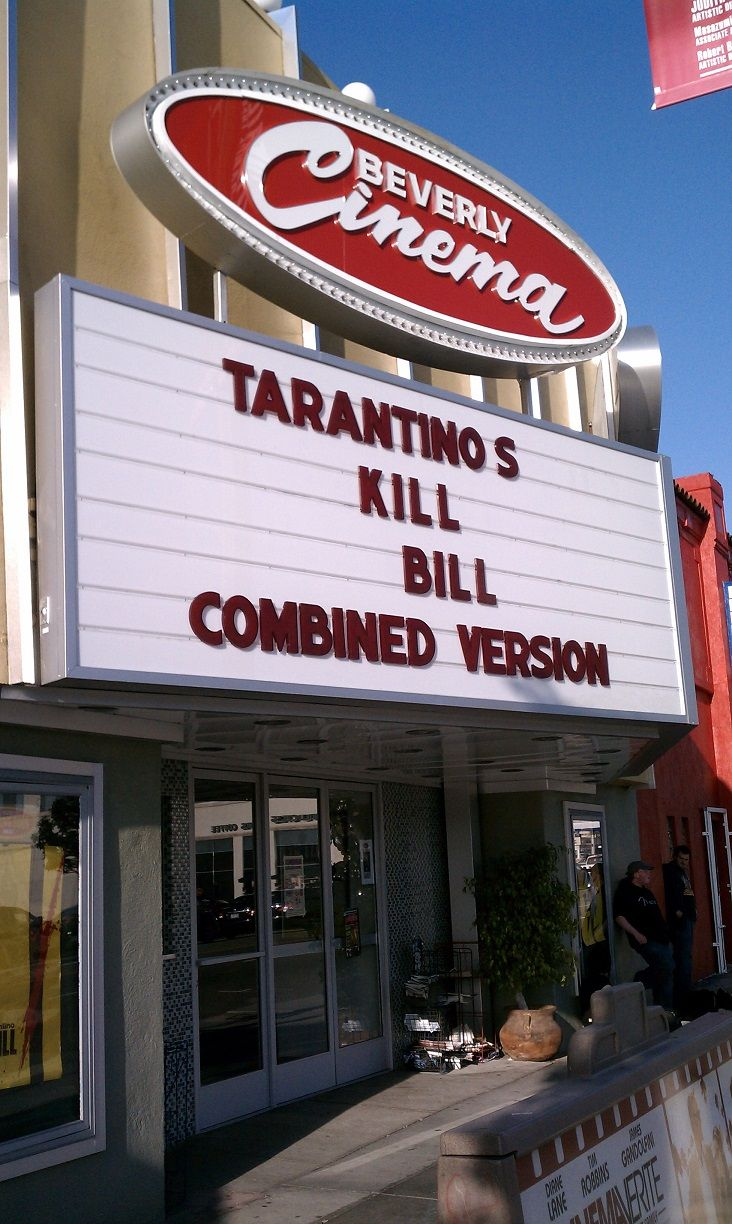 The Best Independent Movie Theaters in Los Angeles