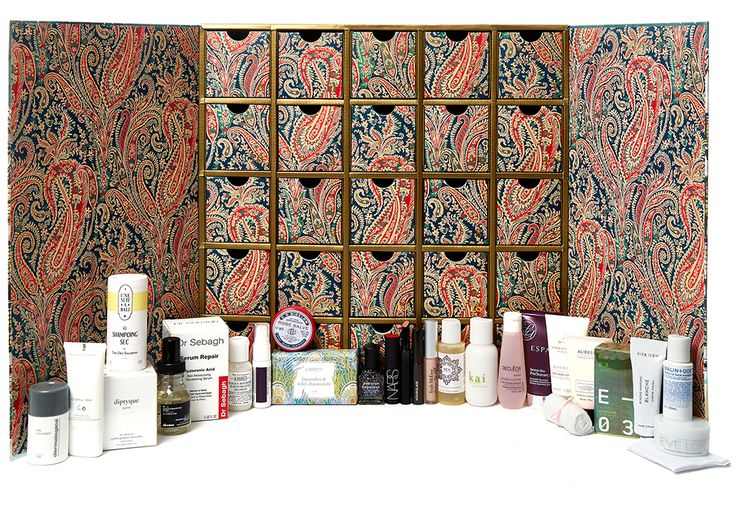 The best beauty advent calendars for 2015 - Liberty