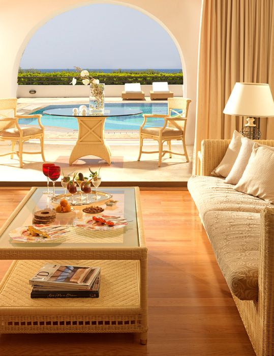 Beauty and #Luxury takes your experience to a new level @Aldemar Royal Olympian  #ARholidays #dreams