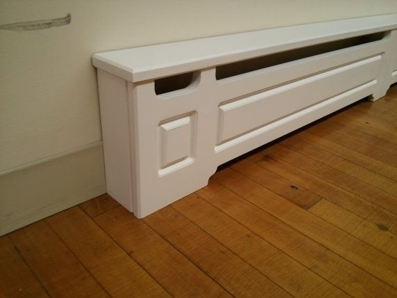 Custom Made To Order Baseboard Heater Covers Fancy Raised