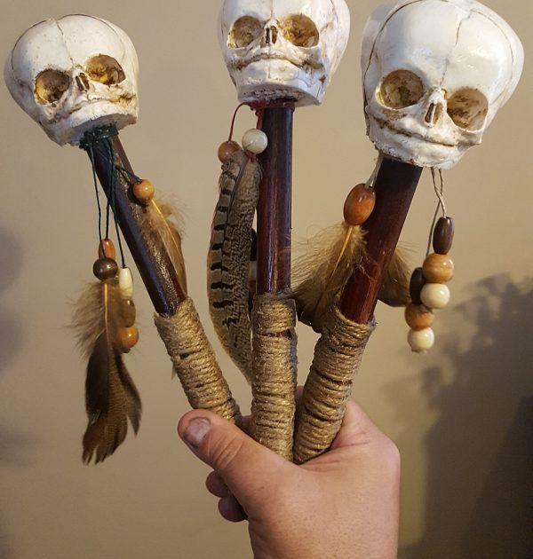 make more voodoo grisgris
