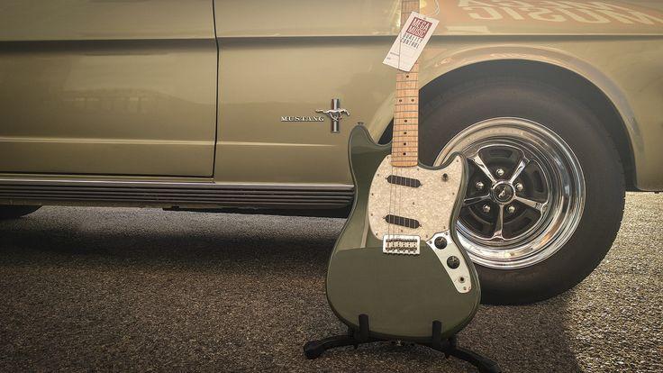 Mustang 🎸🚗  #fender #mustang #fendermustang #ford #fordmustang #fomoco #fordmotorcompany #v8 #classiccar #vintagecar #musclecar #guitar #fenderguitar #electricguitar #guitars #fenderguitars #electricguitars #fenderelectricguitar #fendergtrjunkie #fenderofpinterest #fenderoftheday #fordofpinterest #mustangsoffpinterest #mustangoftheday #megamusic #megamusicmyaree