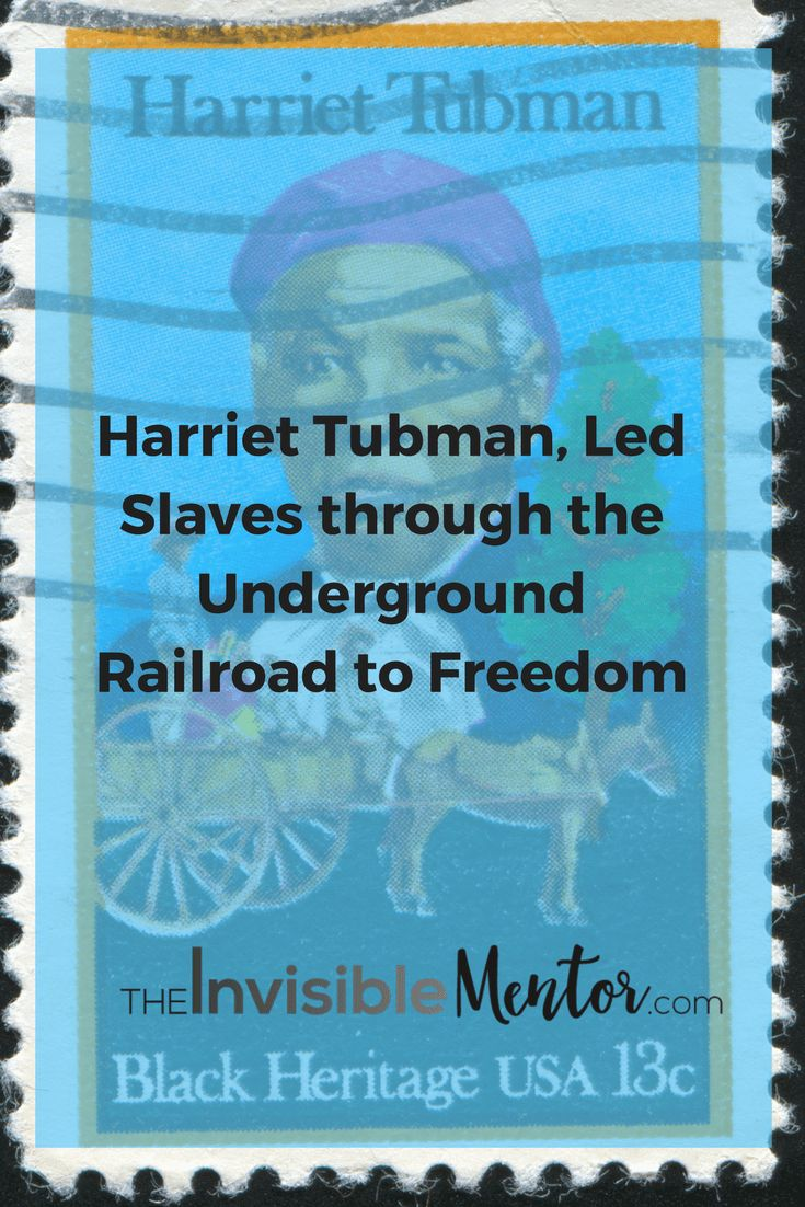 This is a mini biography of Harriet Tubman, who freed herself from slavery. Harriet Tubman was very courageous and understood that life was more than about her. Harriet Tubman stands for courage and persistence, and many of us can learn important lessons from her life. She had to make some tough choices in life, and not many people would make those same choices. She led slaves to Northern states and St Catharines, Ontario, Canada. Click to read the remarkable story of Harriet Tubman!