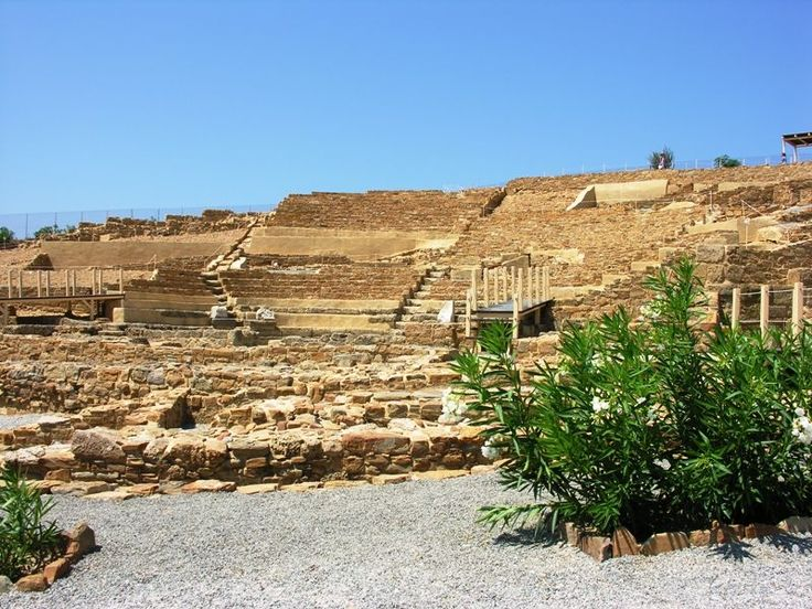 archaeological site of Ifestia