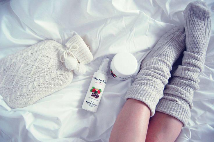 Uwielbiamy takie długie zimowe poranki ;)