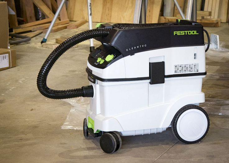 You're not still considering a dust extractor based on CFM alone, are you? The Festool CT 36 E AC is a great example of why you should dig deeper before making your decision!  https://www.protoolreviews.com/tools/safety-workwear/festool-ct-36-e-ac-cleantec-dust-extractor-review/34416/  #Festool #CT36 #dustextractor #vacuum #tools #woodworking #carpentry
