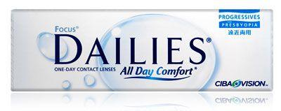 Focus Dailies Progressives All Day Comfort