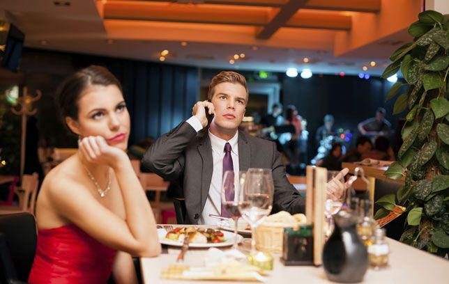 Dating Rules for the 21st Century 15 Dating Mistakes You're Probably Making There's a reason she's no longer interested—actually, a lot of...