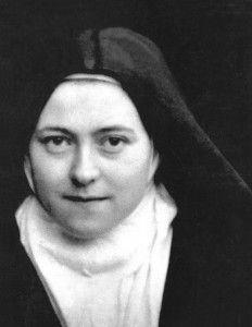 01.10. obchodzimy wspomnienie św. Teresy z Lisieux.