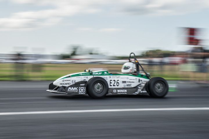 Fastest Electric Car 2
