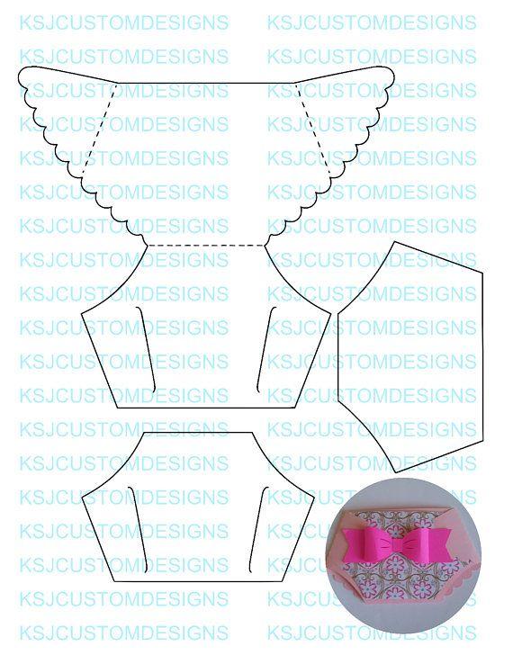 Pin By Creaciones Artejudith On Moldes Pinterest Diaper