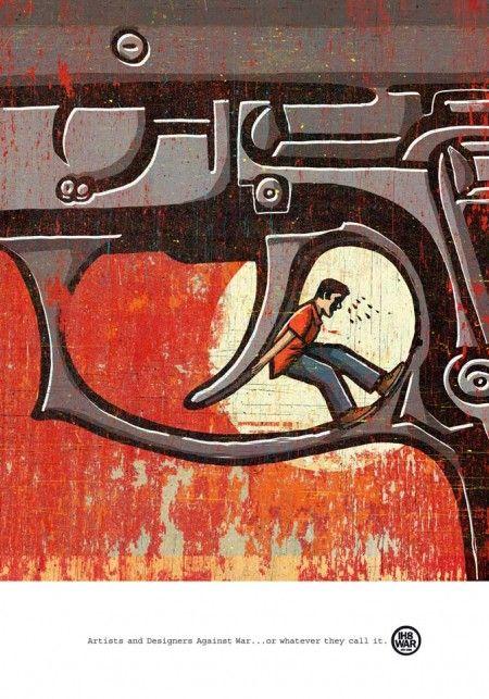 Stop the War – Alberto Ruggieri (Italy)