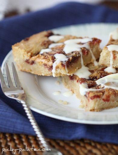PB&J Shortbread Cookie Bars Recipes — Dishmaps