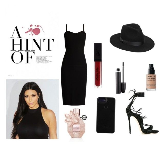 K by carlacorucho on Polyvore featuring MaxMara, Dsquared2, Lack of Color, MAC Cosmetics and MAKE UP FOR EVER