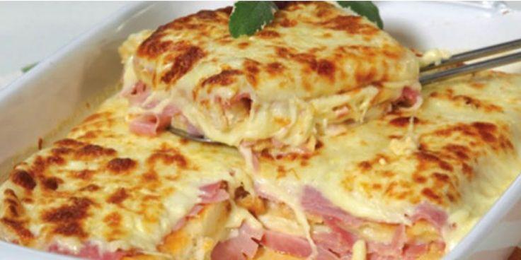 Nemáte veľa času na prípravu jedla? Tak to sa vám bude páčiť recept, ktorý si dnes ukážeme. Jedná si sendvičové Lasange hotové počas 15 minút na ktorých si určite pochutí celá vaša rodina!Uvidíte že si tieto výborné Lasange zamilujete ihneď po prvom ochutnaní! Ingrediencie: – 1 balenie hriankového chleba – 1 balenie smotany – 1 cibuľa – 3 strúčiky cesnaku