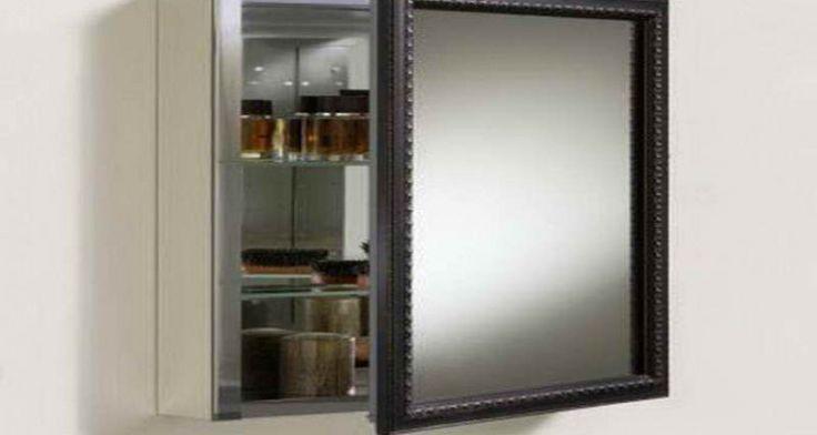 11 Inspiring Recessed Wall Cabinet Bathroom Ideas