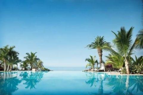 Brand New Images of Recently Re-Opened Hotel Jardines de Nivaria, Tenerife