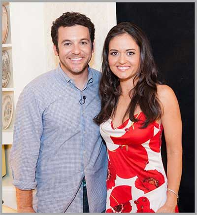 Fred Savage and Danica McKellar NOW