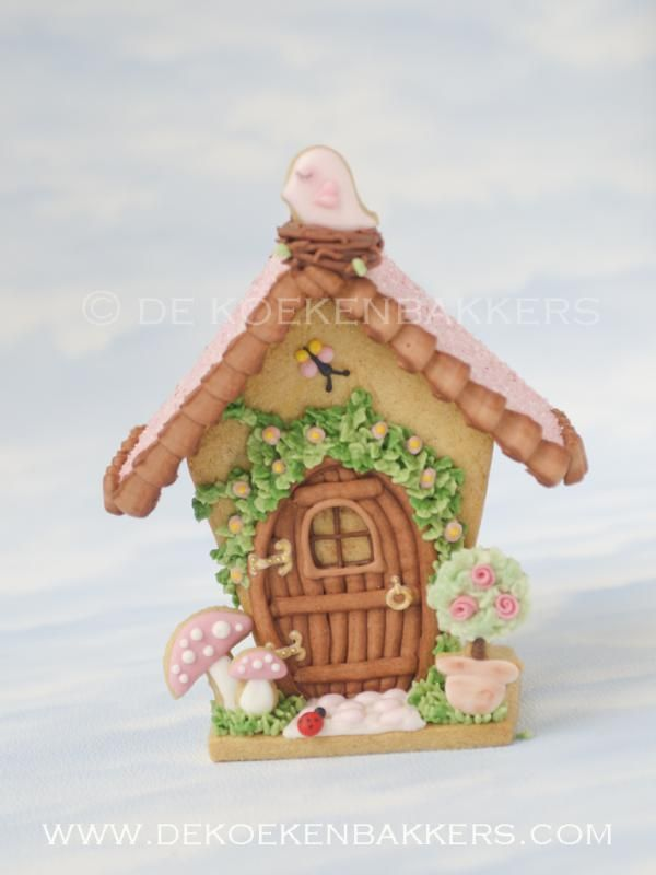 Cookie Cottage // De Koekenbakkers