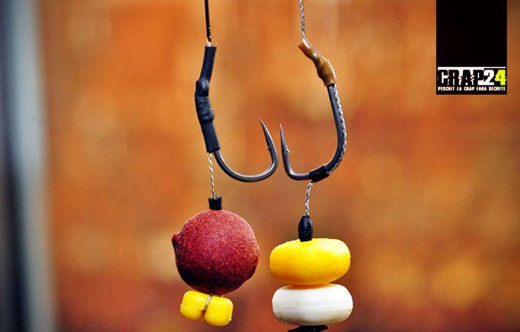 Varful carligelor de crap – Curbat sau drept