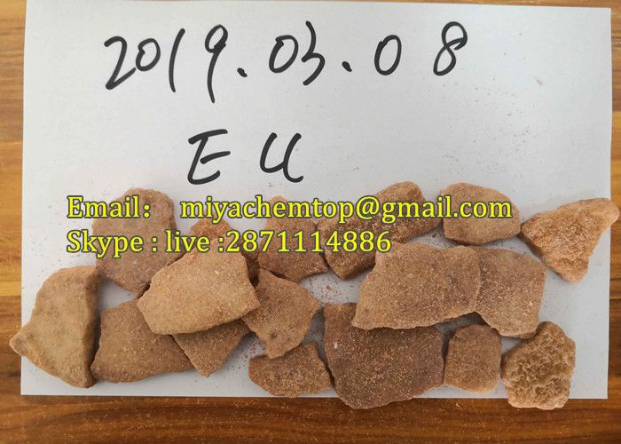 Strong Stimulant Eutylone Research Chemical Stimulant Brown Color