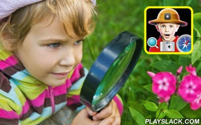 Mini Explorer Tools  Android App - playslack.com ,  With this application little explorers, and why not, the others, will have a set of indispensable tools in one application.Features:- Flashlight High illumination by the flash of the camera.- Camera of Photography.- Compass.- GPS LocationIndispensable tools for excursions and adventure.Contains advertising applications that may be of interest.