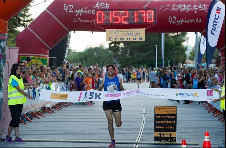 Así fue el éxito de la carrera 'I 5K MARÍA VASCO', donde FIATC Castellón participó asegurando las Contigencias de Accidentes http://www.fiatc.es/seguros-accidentes-y-enfermedad y Responsabilidad Civil http://www.fiatc.es/seguros-responsabilidad-civil Estos fueron los mejores momentos en imágenes https://www.flickr.com/photos/122150445@N06/ #seguros #deporte
