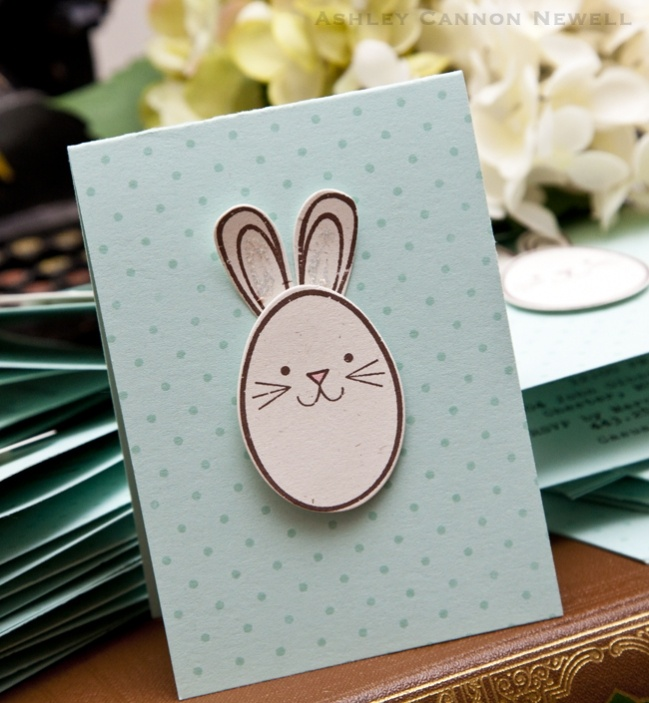 Card for next year. Super cute and easy.  A new design blog.