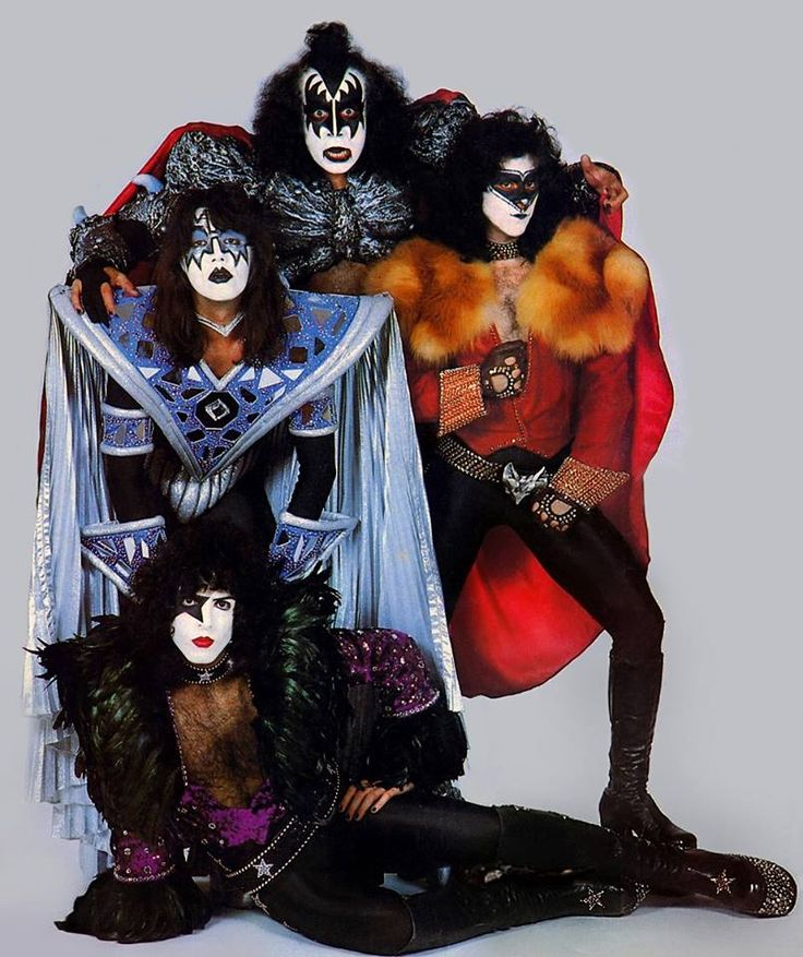 Kiss Eric Carr Makeup: 18 Best Images About Kiss 80- Present On Pinterest