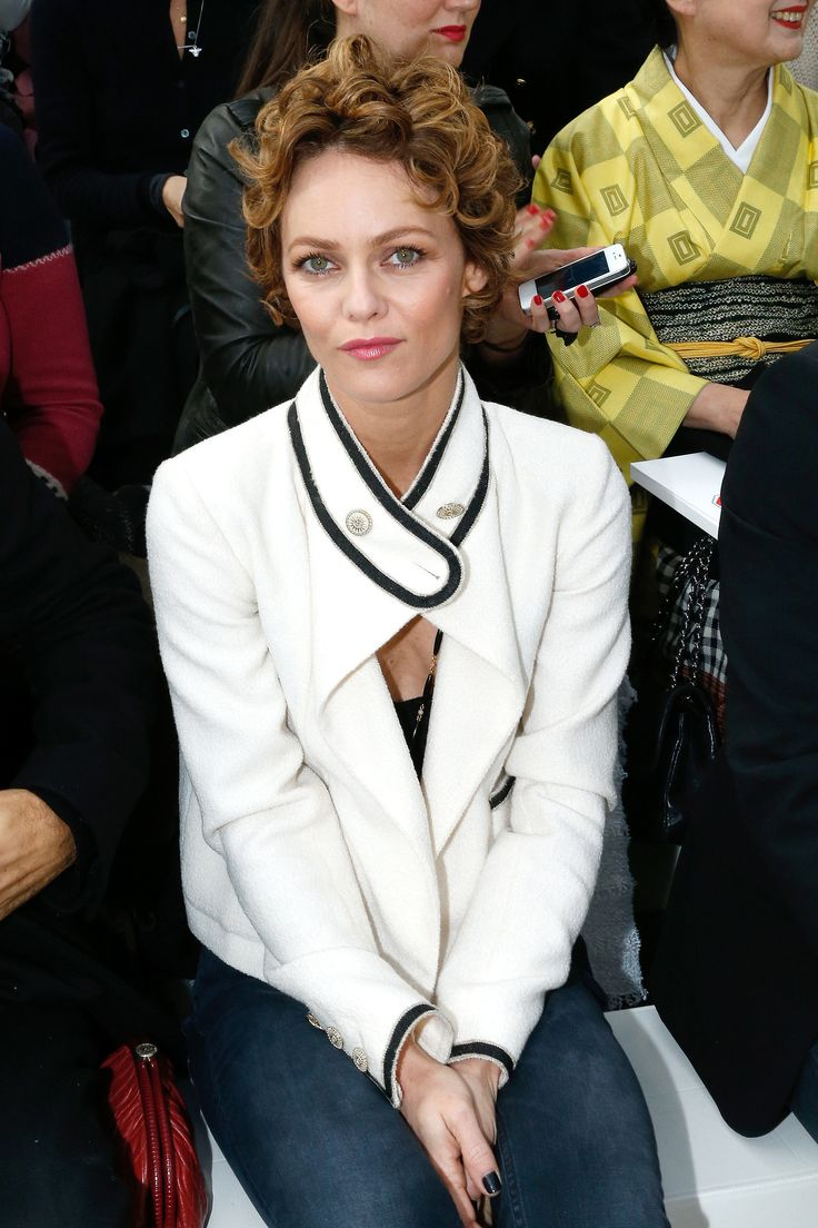 Vanessa Paradis at Chanel
