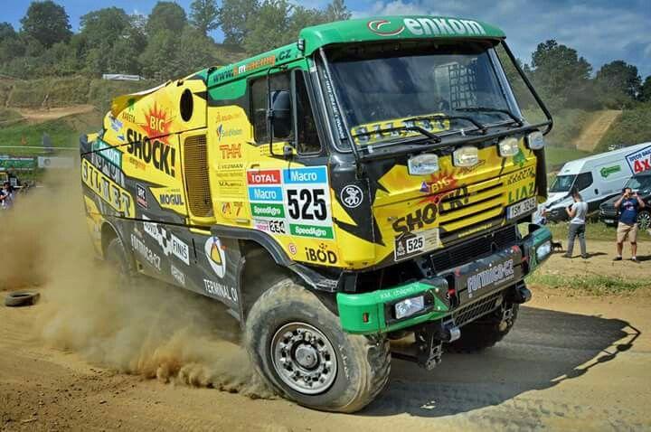Liaz KM Racing