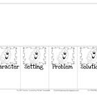 {Freebie}I have included three fall themed flip book templates for you to use in your classrooms. These are all black and white templates.  This file includ...
