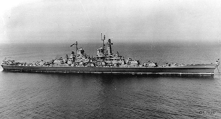 USS Montana (BB-67) -- never built