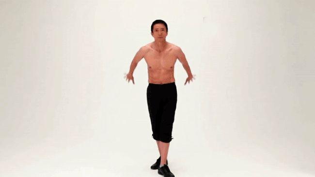 exercice pour perdre du ventre et soulager les reins